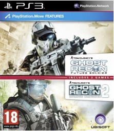 Tom Clancy's Ghost Recon Future Soldier + Ghost Recon Advanced Warfighter 2 PS3